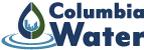 Columbia Water Mobile Logo